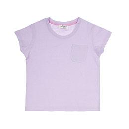 Kız Çocuk Tişört Lila (3-7 Yaş)