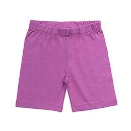 Kız Çocuk Kısa Boy Tayt Lila (3-7 Yaş)