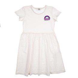Genç Kız Elbise Pembe (8-12 Yaş)