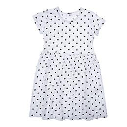 Genç Kız Elbise Beyaz (8-12 Yaş)