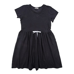 Genç Kız Elbise Siyah (8-12 Yaş)