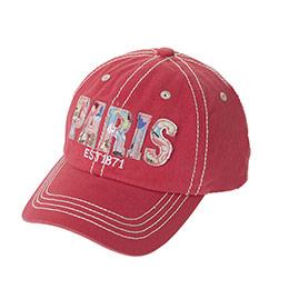 Genç Kız Kep Şapka Mercan (8-12 Yaş)