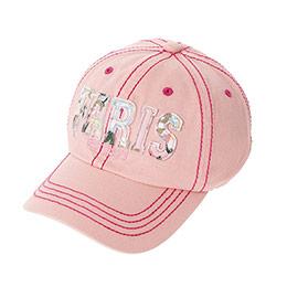Genç Kız Kep Şapka Pudra (8-12 Yaş)