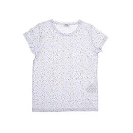 Genç Kız Tişört Beyaz (8-12 Yaş)