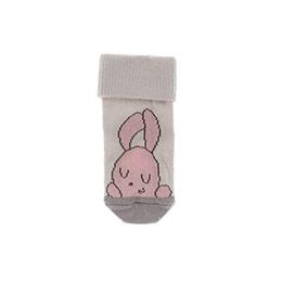 Kız Bebek Soket Çorap Beyaz (14-22 numara)