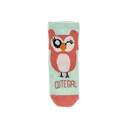 Kız Bebek Soket Çorap Mint (14-22 numara)