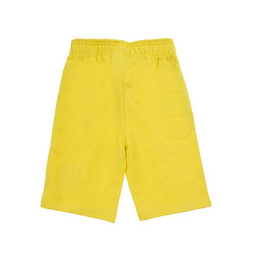 Erkek Çocuk Şort Sarı (3-7 Yaş)