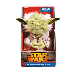 Star Wars Yoda 25 cm Sesli Peluş