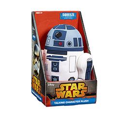 Star Wars R2D2 25 cm Sesli Peluş