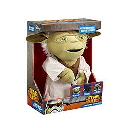 Star Wars Yoda 40 cm Sesli Hareketli Peluş