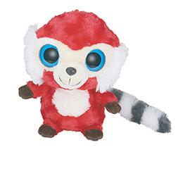 Yoohoo Maymun Kırmızı 20cm 3+yaş
