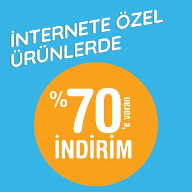 İnternete Özel Ürünler!